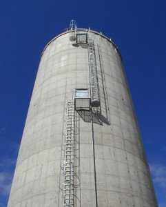 Ladder And Platform Monostore Tanks Amp Silos Monostore
