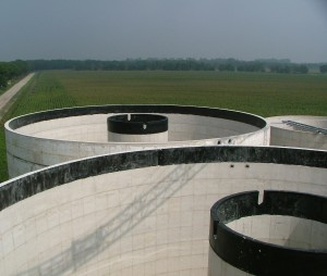Monostore beton lining