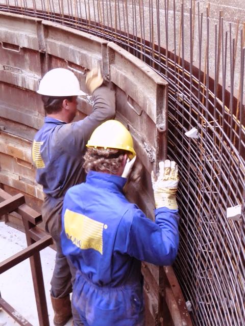 Vacature betonwerker
